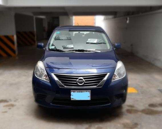 Remate Nissan Versa 2013 - 105000 Km - Usd 8800