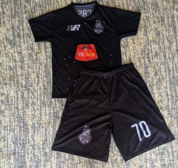 Terno De Futebol Personalizado