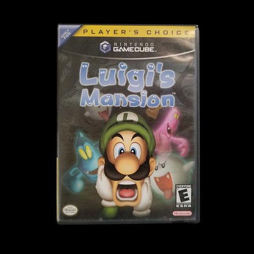 Imagen 1 de 1 de Luigi's Mansion A