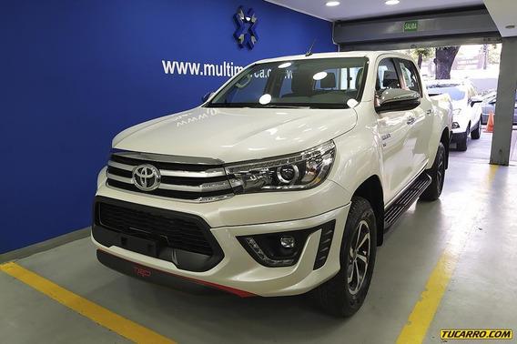 Toyota Hilux Trd-multimarca