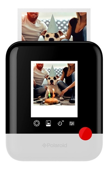 Câmera Polaroid Pop Instant Touchscreen Insta Reembalado