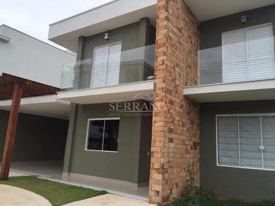 Casa Residencial À Venda, Cond. Residencial Porto Seguro Village, Valinhos. - Codigo: Ca0170 - Ca0170