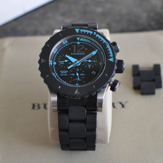 Relógio Burberry - Bu7660 - 200 Meters