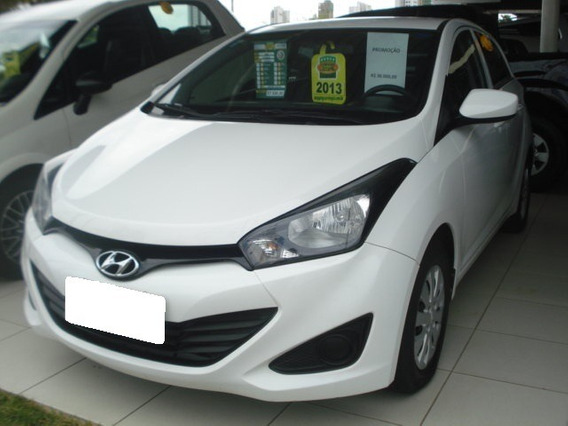 Hyundai Hb20 1.6 Flex 4p Manual 2013