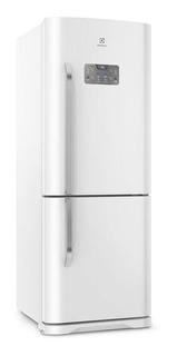 Geladeira frost free Electrolux DB53 branca com freezer 454L 110V