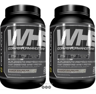 Combo Whey Cellucor (2 Unidades) 813g Cellucor