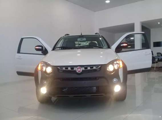 Fiat Strada 1.6 Adventure Locker - Precio Descomunal