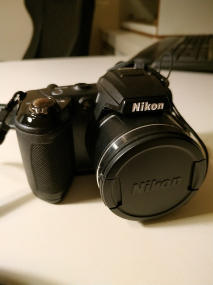 Câmera Nikon Coolpix L120