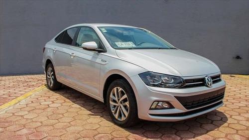 Imagen 1 de 12 de Volkswagen Virtus Comfortline L4 1.6l 110hp Fwd Abs Ba  2020