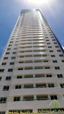 Apartamento Com 3 Dormitórios À Venda, 69 M² Por R$ 542.500 - Manaíra - João Pessoa/pb - Cod Ap0796 - Ap0796