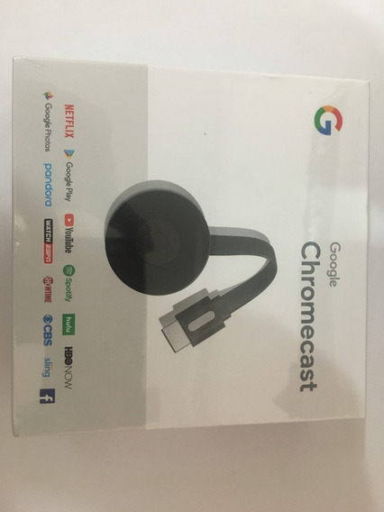 Chromecast Google Tv Smart Original Europ.