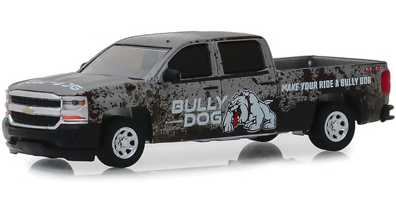 Greenlight Bully Dog 2018 Chevrolet Silverado 1:64