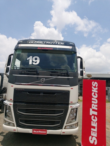 Volvo Fh 540 6x4 Globthother