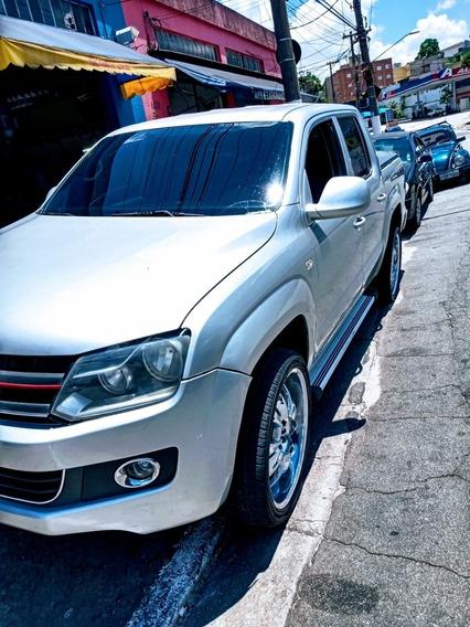 Volkswagen Amarok 2.0 Se Cab. Dupla 4x4 4p 2012