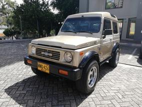 Chevrolet Samurai Techo Alto 4x4 2000