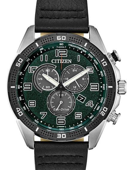 Reloj Hombre Citizen At2441-08x Ecodrive Acero Deportivo