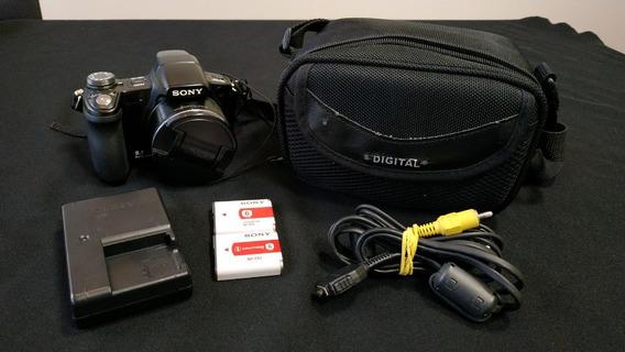Camera Sony Dsc-h50 + Bolsa Case