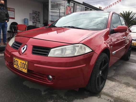 Renault Megane Ii Dinamic Aut