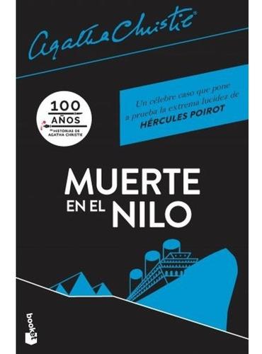 Libro Muerte En El Nilo - Agatha Christie