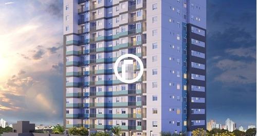 Imagem 1 de 14 de Apartamento Construtora - Cambuci - Ref: 15523 - V-re16481