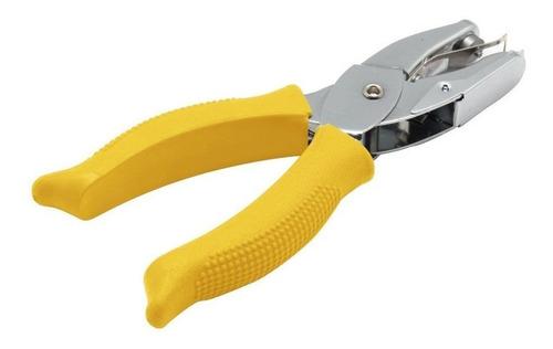 Pinza Perforadora Circulo 1 Agujero 3mm. Sacabocado Etiqueta