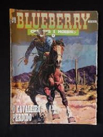 Gibis Coleção Blueberry E Outros Diversos E Antigos