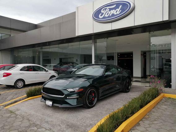 Ford Mustang 2019 2p Bullitt V8/5.0 Man