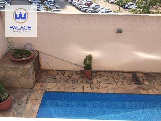 Casa Com 3 Dormitórios Para Alugar, 287 M² Por R$ 2.800,00/mês - Centro - Piracicaba/sp - Ca0052