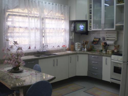 Sobrado À Venda, 3 Quartos, 1 Suíte, 4 Vagas, Rudge Ramos - São Bernardo Do Campo/sp - 98714
