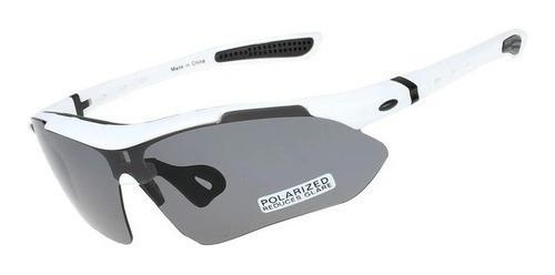 Imagem 1 de 9 de Óculos Rockbros Bicicleta Ciclismo Bike Polarizado 5 Lentes