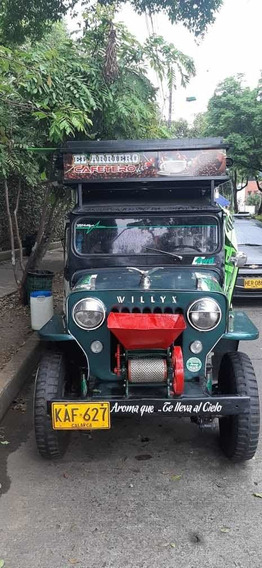 Jeep Willys 1400