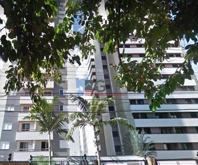 Apartamento Com 1 Dormitório À Venda, 50 M² Por R$ 300.000 - Vila Itapura - Campinas/sp - Ap8215