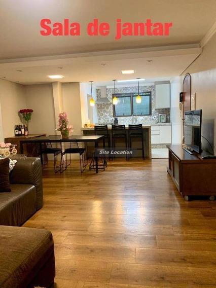96403* Lindo Apartamento Com 3 Dormitórios - Ap3452