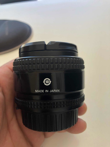 Lente Nikon Af 28mm 2.8d