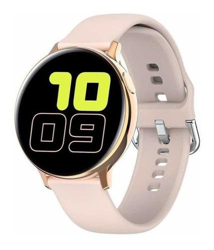 Imagem 1 de 5 de Relógio Smartwatch Lemfo S20 44mm Original Dourado