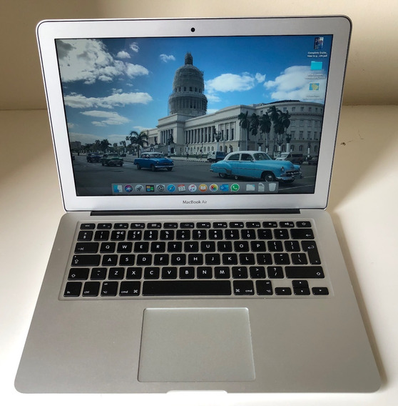 Venda Rápida!!macbook Air 13 Early 2015 256gb I7 8gb 2.2ghz