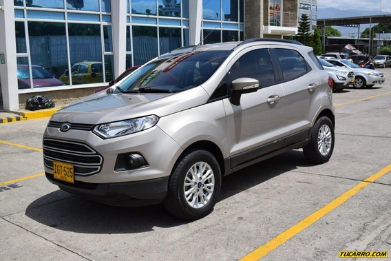 Ford Ecosport Wagon