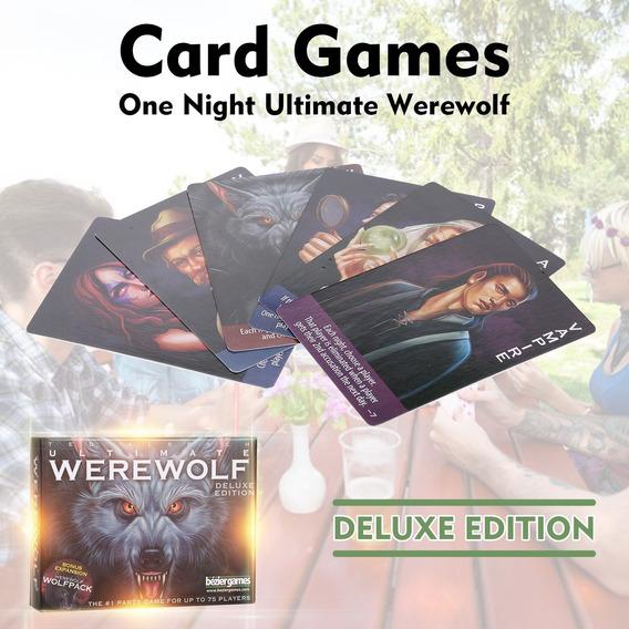 Ultimate Werewolf Deluxe Edition - Jogos De Cartas 30