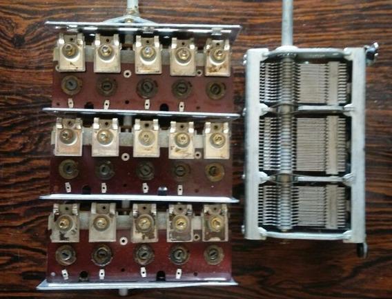 Block Bobinas Torotor 5 Bandas Con Cap.variable Nuevo