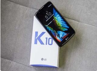 Celular Lg K10 Tv Índigo 16gb - 100% Perfeito