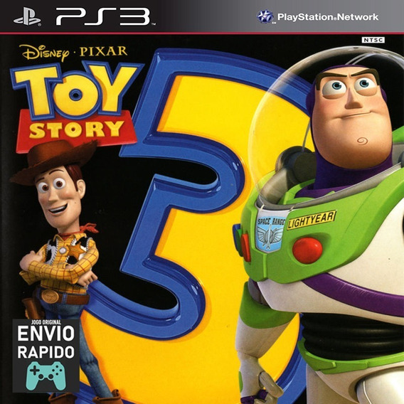Toy Story 3 Jogo Do Filme Jogo Infantil - Jogos Ps3 Original