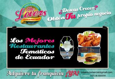 Venta De Franquicia (the Lovers)