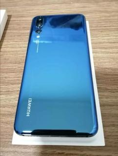Huawei P20 Pro + Case Ringke Fusion X