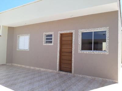Casa Lado Praia Itanhaém 175 Mil, Use Seu Fgts Como Entrada!