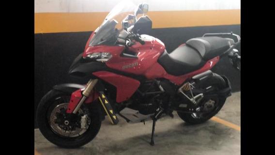 Ducati Multistrada 1200 Com Varios Acessorios