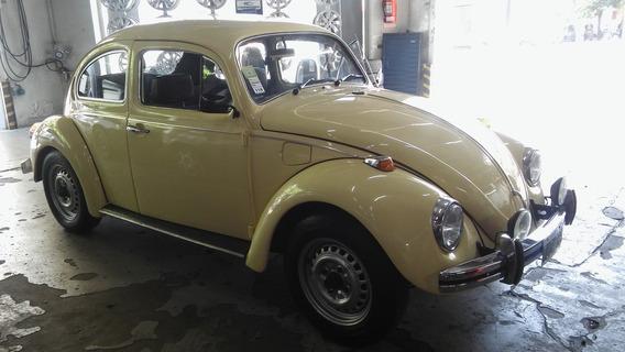 Volkswagen Escarabajo Clásico 1981