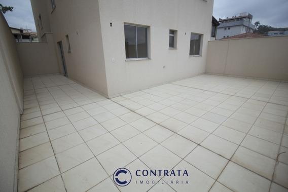 Apartamento Novo C/ Área Privativa - 3 Qts - 2 Vagas