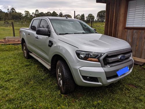 Ford Ranger 2.2 Xls 4x4 Diesel Automático 2017