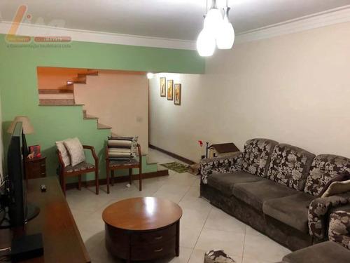 Imagem 1 de 14 de Sobrado Com 3 Dorms, Nova Petrópolis, São Bernardo Do Campo - R$ 590 Mil, Cod: 3672 - V3672