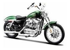 Harley-davidson 1:18 2012xl 1200v Seventytwo Série 32 Maisto